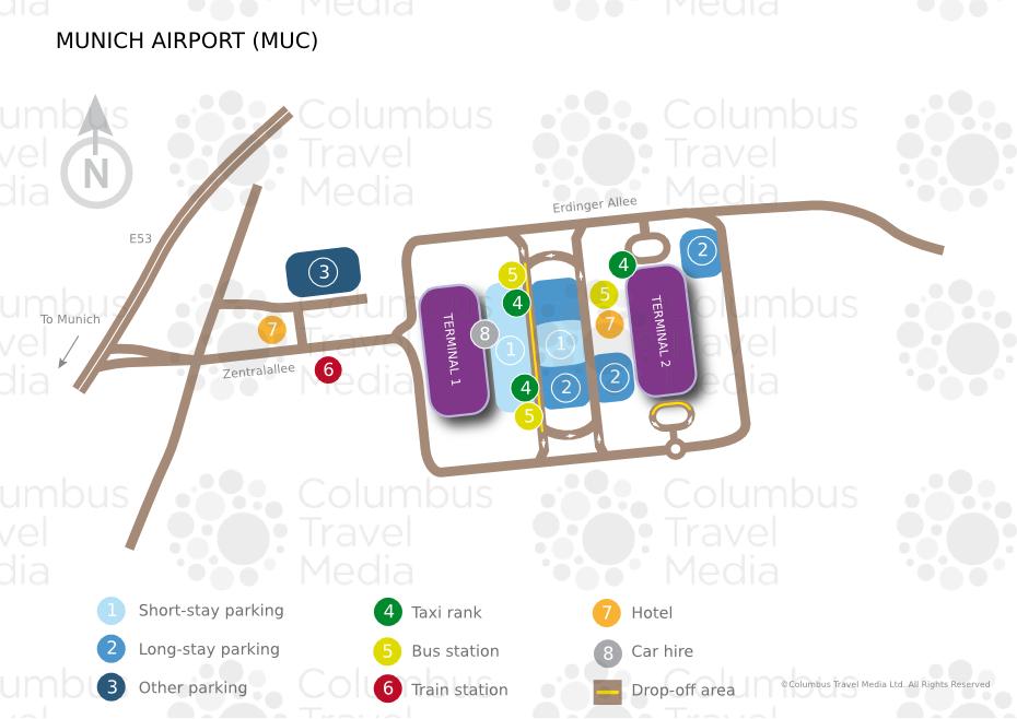 Alamo Car Rental Munich Airport