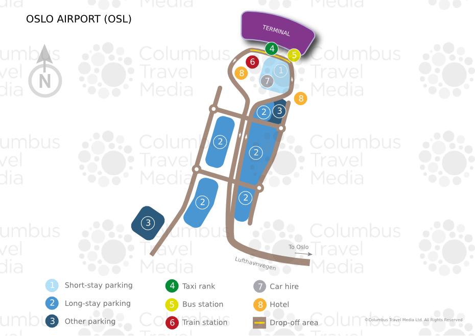 quality airport hotel gardermoen kart Gardermoen Airport (OSL) | Airports Worldwide | Airports worldwide  quality airport hotel gardermoen kart
