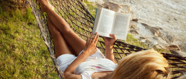 Relax with one of these excellent reads