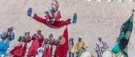 Scenes from the Gnaoua World Music Festival in Essaouira, Morocco