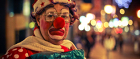 Some might argue that a fear of clowns is quite rational