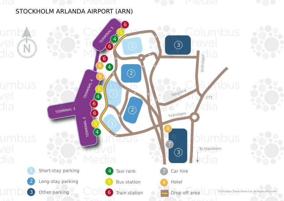 Car Rental Sweden Airport
