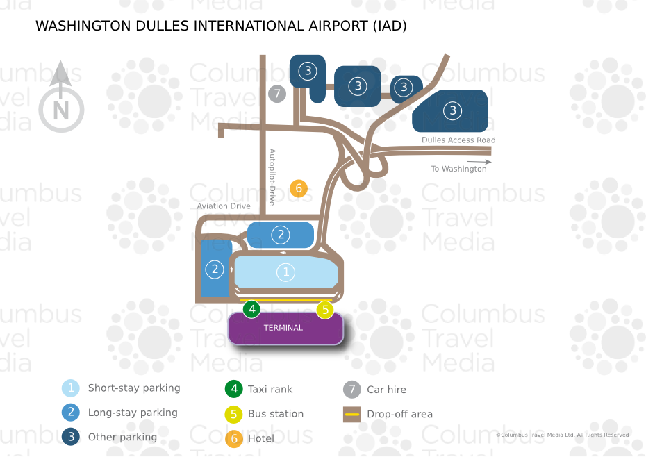 Dulles International Airport (IAD) | Airports Worldwide | Airports ...