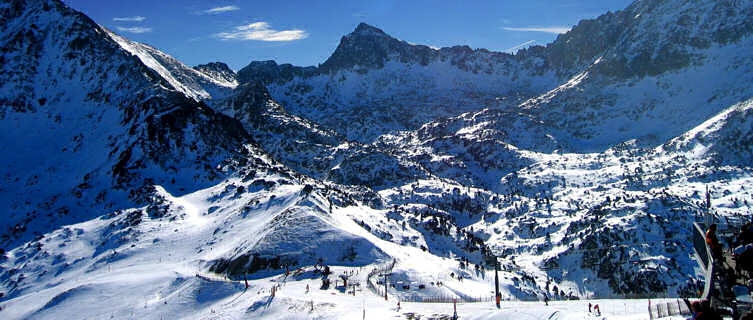 Andorra Travel Guide and Travel Information