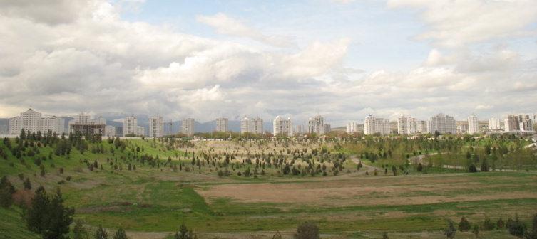 Ashgabat/