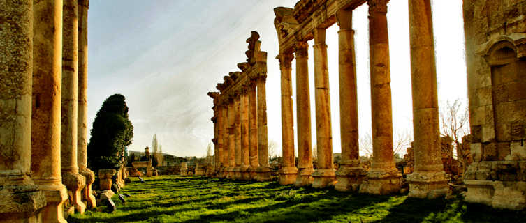 Lebanon Travel Guide and Travel Information