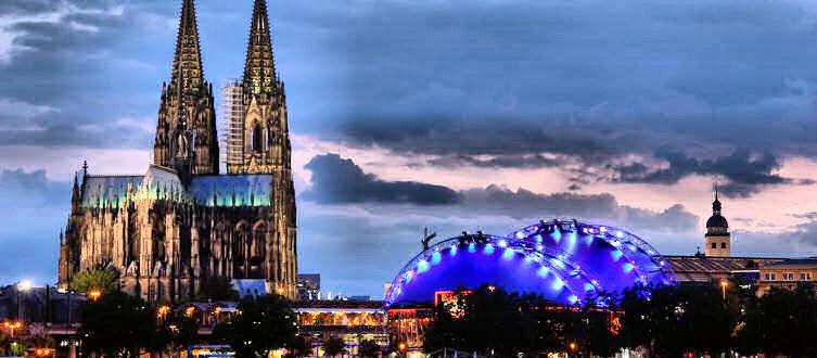 Viaje Colonia Alemania Guía de Viaje de Colonia
