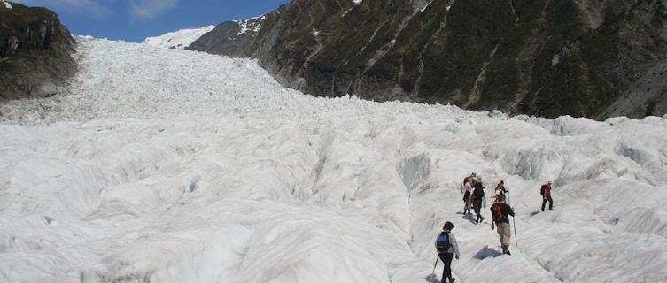 Heli-hiking