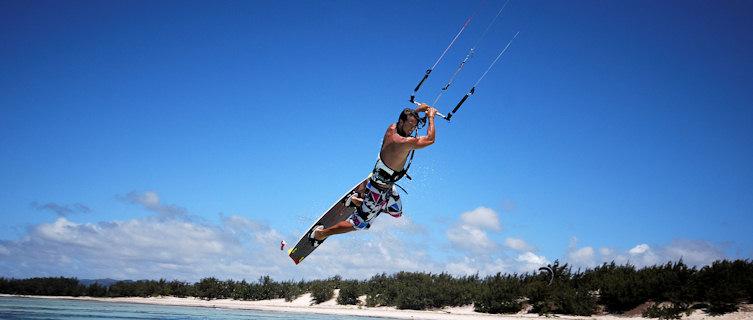 Kitesurfer,