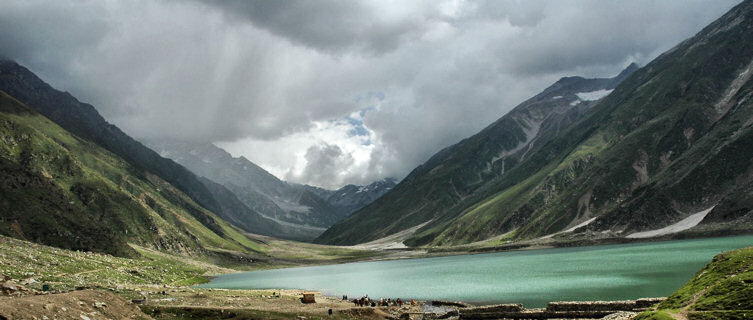 Lake Saif-al-Maluk, Pakistan