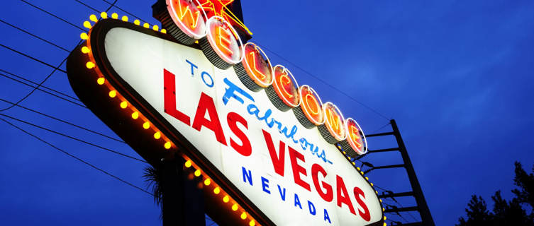 Las Vegas Ortszeit