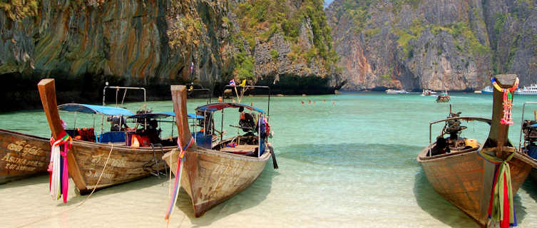 Thailand Travel Guide and Travel Information – Thailand Tourist Map