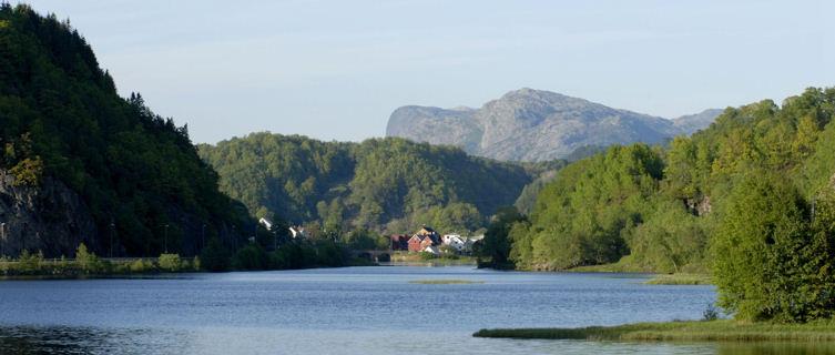Lysefjord, Stavanger