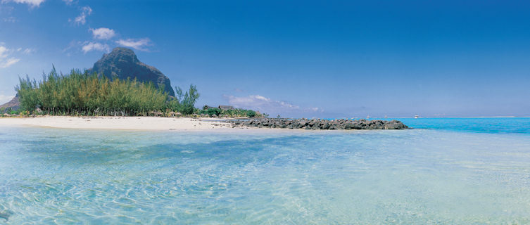Mauritius is a tropical paradise