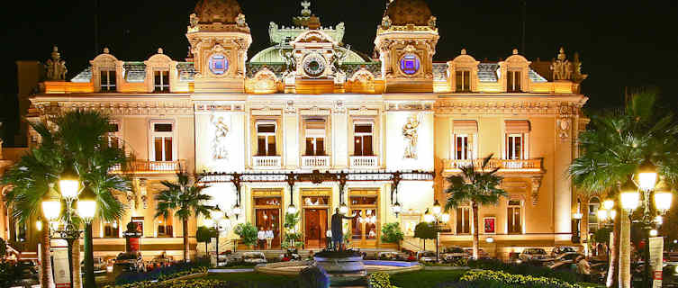 Monte Carlo Casino, Moncao