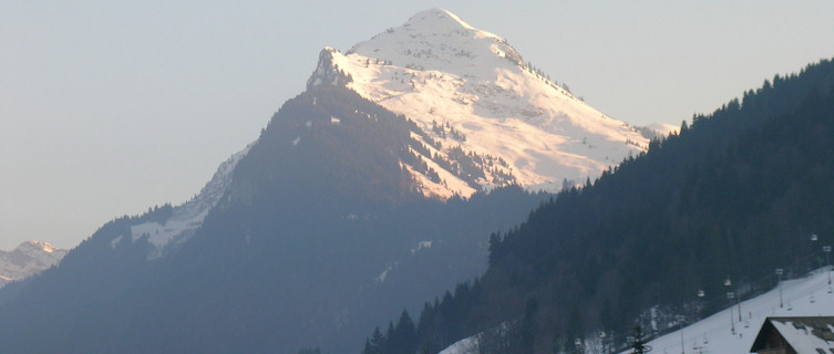 Morzine ski resort