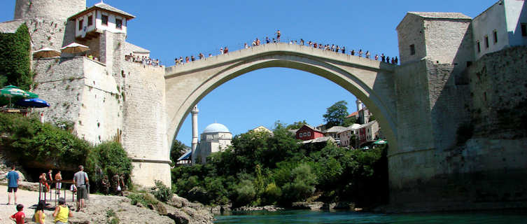Bosnia and Herzegovina Travel Guide and Travel Information