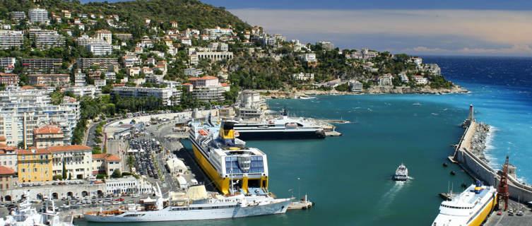 Nice travel guide and travel information - Consulat de france port gentil ...