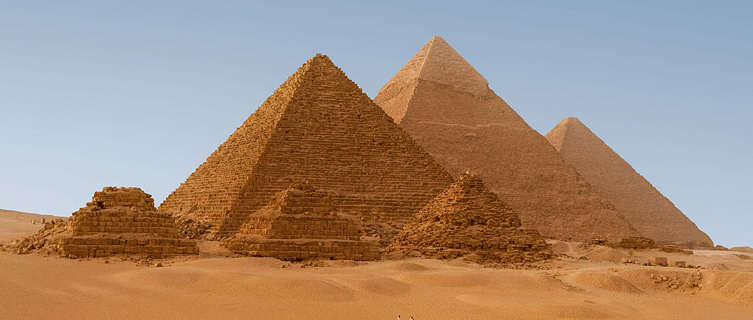 Egypt Travel Guide and Travel Information