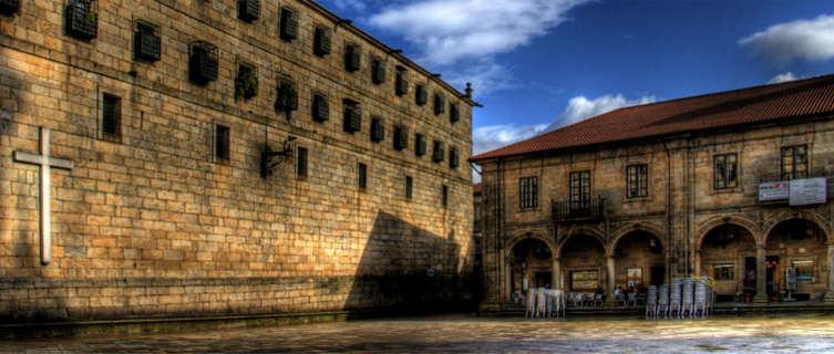 Quintana de mortos, Santiago de Compostela
