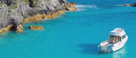 Bermuda's beautiful coastline