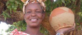 Burkina Faso pottery