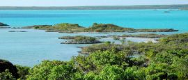 Chalk Sound Islands - Turks & Caicos Islands