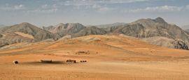 Himba village, Angola