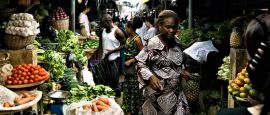 Lekki Market, Nigeria