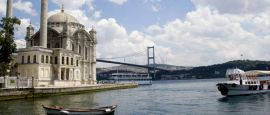Ortakoy and the Bosphorus, Istanbul
