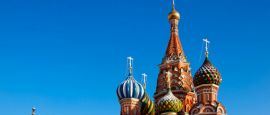 St Basil Cathedral, Moscow