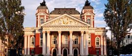 The National Theatre, Sofia