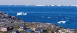 Town Kulusuk, Greenland