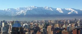 Winter in Santiago