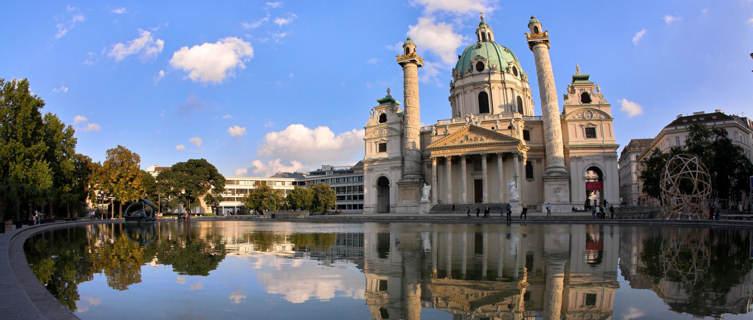 Najlepše Evropske destinacije St-charles-cathedral-vien-542