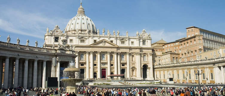 Vatican City Travel Guide and Travel Information