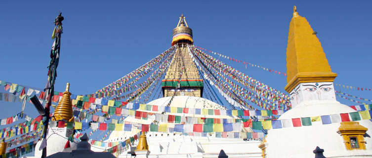 Nepal Travel Guide and Travel Information