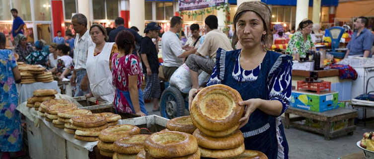 Tajikistan Travel Guide and Travel Information