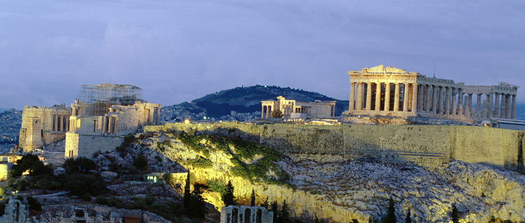Greece Travel Guide and Travel Information