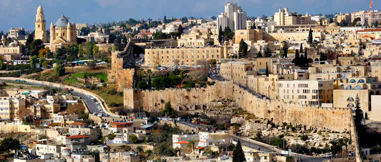 Palestinian National Authority Travel Guide and Travel Information