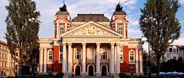 The National Theatre, Sofia