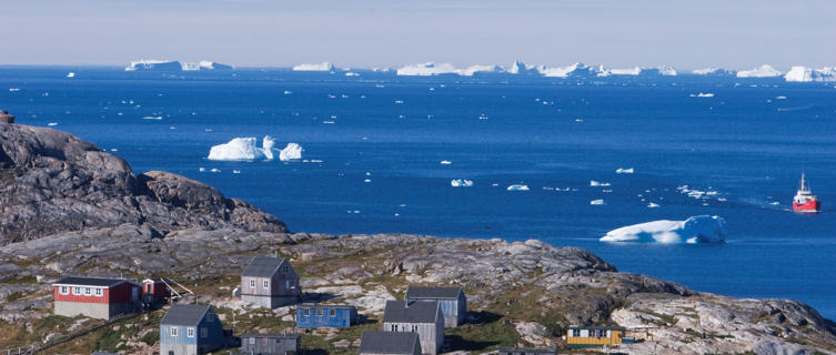 Greenland Travel Guide and Travel Information
