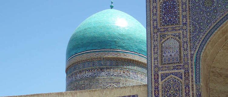 Uzbekistan/