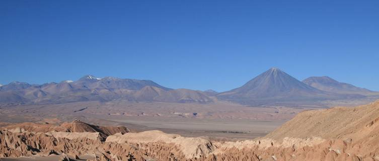 Chile Travel Guide and Travel Information