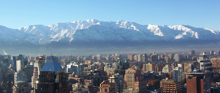 guia de hoteles en santiago de chile: