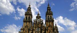 Cathedral in Santiago de Compostela