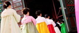 Korean ceremony, Seoul