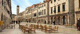 Main street, Old Town, Dubrovnik