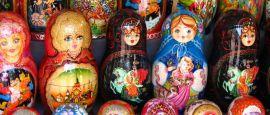 Matryoshka dolls, Moscow