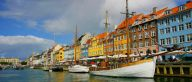 Nyhavn Harbour, Copenhagen